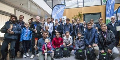 Presentation of the 2019 trophies of the Côtes d'Armor Sailing Committee