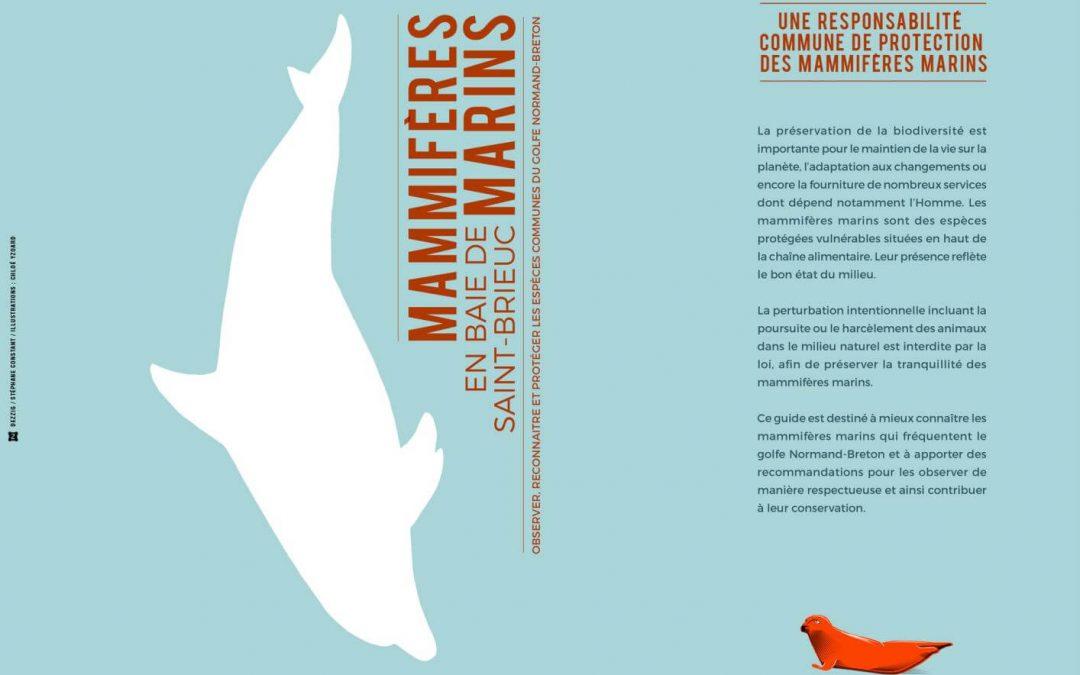 Le livret des mammifères marins